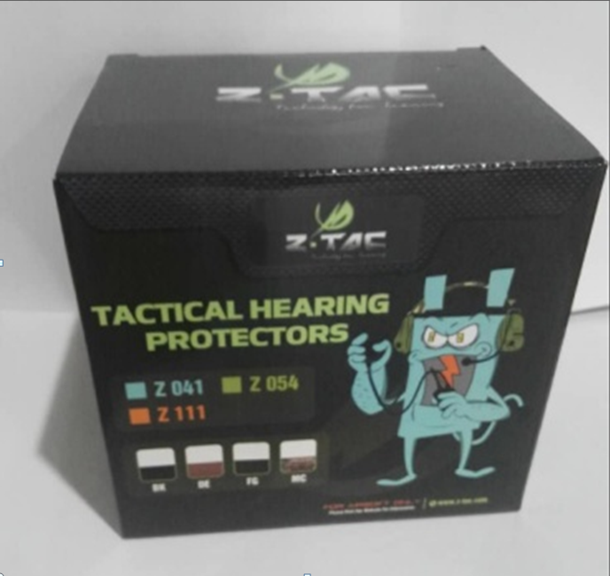 Packge Box For Headset G0384